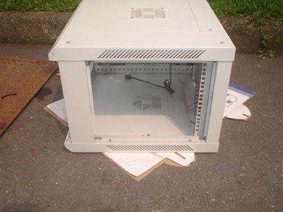 【電腦零件補給站】壁掛小機櫃 高38公分 寬60公分 深50公分 適合Switch 監控設備 電話分配器擺放