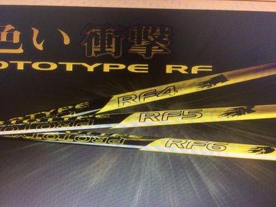 青松高爾夫  日本 PROTOTYPE  RF WOOD / HYBRID SHAFT碳桿身 $2500元