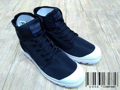 =CodE= PALLADIUM PAMPA PUDDLE LITE+ WP 防水輕量軍靴(黑白)76117-002 女