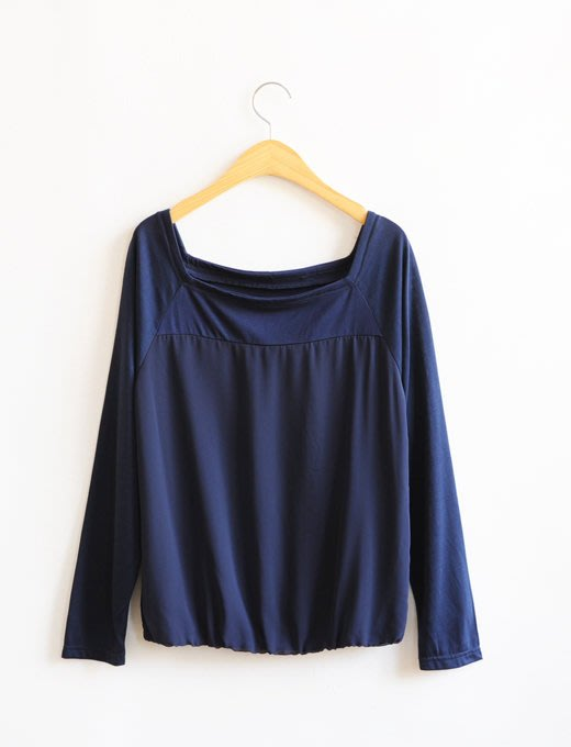 ☆UeF☆日本正品貴牌MK氣質質感棉併雪衫(新)