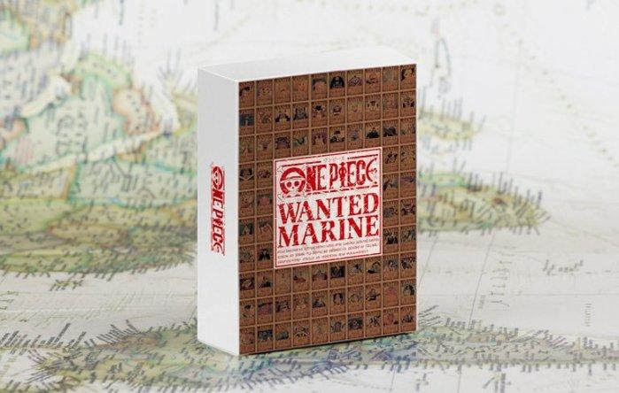 【貼貼屋】海賊王 ONE PIECE 航海王 海賊王通緝令 100張 高清 明信片 復古 禮盒 全套大集合