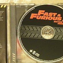 Fast and Furious 玩命關頭4 電影原聲帶