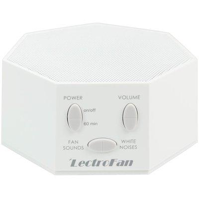 [全新公司貨] LectroFan除噪助眠器 現貨供應(白色) - (助眠機)
