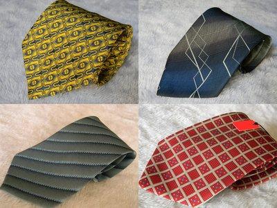 洛曼帝 高級印花領帶 針織領帶 寬版領帶 手打領帶