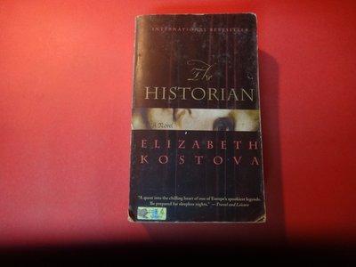 【愛悅二手書坊 05-21】The Historian     Time Warner Books