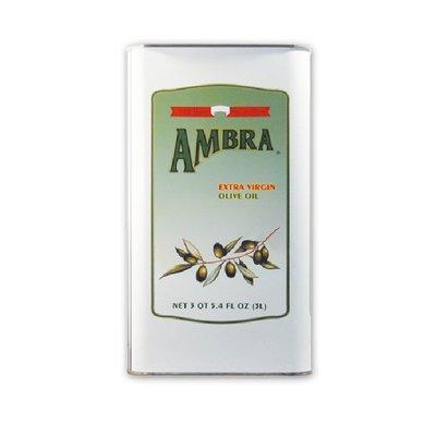 ~* 品味人生 *~ Ambra Extra Virgin  安柏特級初榨橄欖油 3L