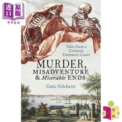 [文閲原版]Murder, Misadventure and Miserable Ends 英文原版 謀殺、不幸和悲慘結