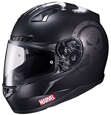【Sunny Buy運動館】◎預購◎美國 HJC CL-17 Marvel Series Punisher 全罩式安全帽