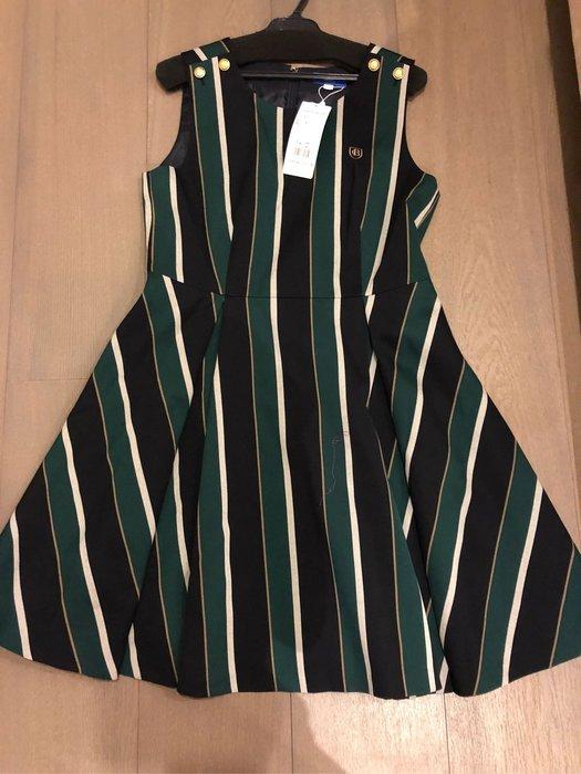 Blue label 日本藍標 背心裙