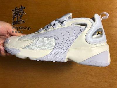 [飛董] NIKE ZOOM 2K 老爹鞋 休閒鞋 男鞋 AO0269-100 全白