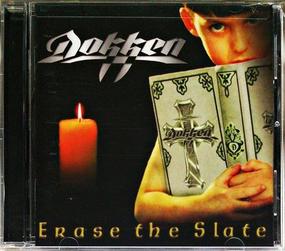 Dokken - Erase The Slate /Reb Beach 二手美版