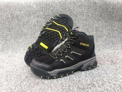【TOP MAN】 外單鋼頭保護安全鞋防砸寬頭牛反绒皮工作鞋防護鋼頭鞋195282100