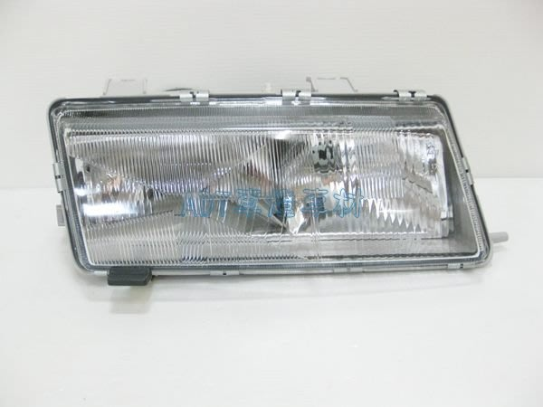 ~~ADT.車燈.車材~~SAAB 9000 93 94 95 96 97 98 原廠型玻璃大燈單邊價 3400