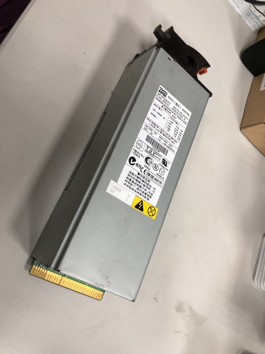 【偉斯科技】 IBM eServer xSeries 230 AA20790 FRU 36L8819 電源供應器250W