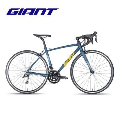 GIANT捷安特OCR CLASSIC成人鋁合金18速彎把運動健身公路自行車