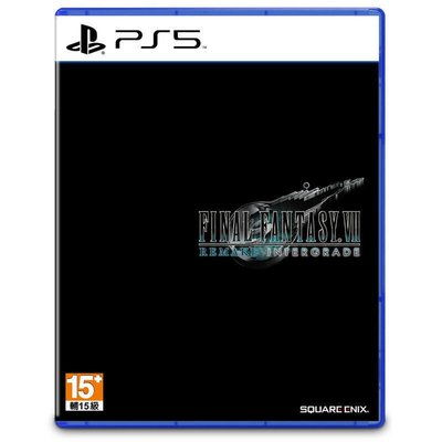 [BoBo Toy] 現貨 PS5 最終幻想 Final Fantasy VII 太空戰士 FF7 重製版 中文版