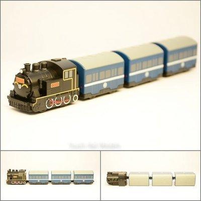 【喵喵模型坊】TOUCH RAIL 鐵支路 Q版小列車 CK101普通列車 (QV062T1)