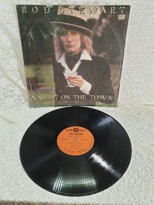 藏澐閣 - Rod Stewart - A Night On The Town 震聲唱片