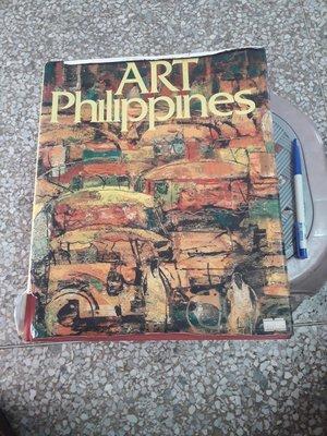 ART Philippines 菲律賓藝術英文版,置於一樓鐵架