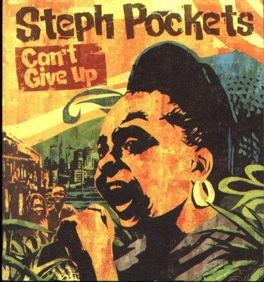 八八 - Steph Pockets - Can't Give Up - 日版