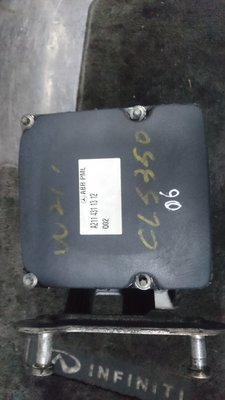 賓士 BENZ W219 W211 ABS幫浦 ABS電腦