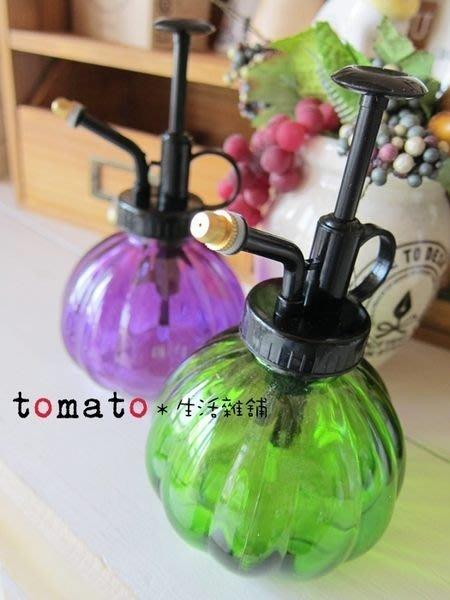 ˙TOMATO生活雜鋪˙日本進口雜貨法式自然風味復古噴瓶/適合適內小盆栽使用
