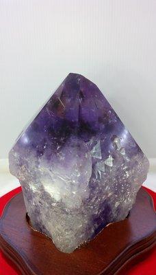 【語暘水晶】(15)玻利維亞紫黃晶柱 紫晶柱 骨幹水晶 能量磁場