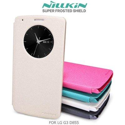 *PHONE寶*NILLKIN LG G3 D855 星韵系列皮套 開窗側翻皮套 保護套 保護殼 手機套
