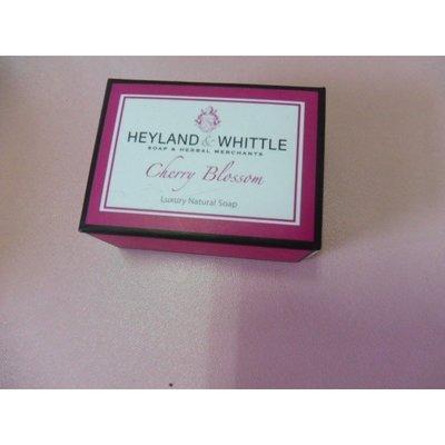Heyland & Whittle英倫薇朵~櫻花 手工香氛皂 45g H&W