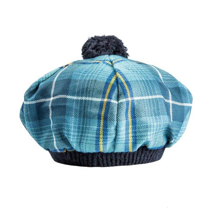 〖洋碼頭〗英國原產LOCHCARRONofSCOTLAND萊德杯紀念版格子呢羊毛女士帽子 L2839