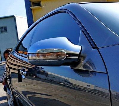 金螃蟹 賓士 CLK W208 鍍鉻後視鏡飾蓋 CLK200 CLK230 CLK320 CLK430 CLK55 改裝