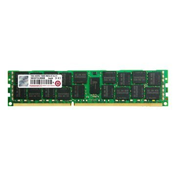 TRANSCEND TS1GKR72V3Y 創見8GB DDR3-1333 ECC Register/512Mx4