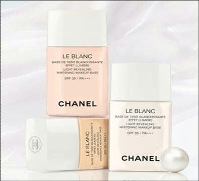 CHANEL 香奈兒 珍珠光感淨白防護妝前乳 SPF35PA+++ 色號20 MIMOSA 30ml