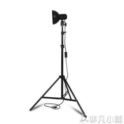 攝影燈 小型攝影燈主播電腦直播拍照補光燈淘寶高清手機打光自拍神器JD   全館免運