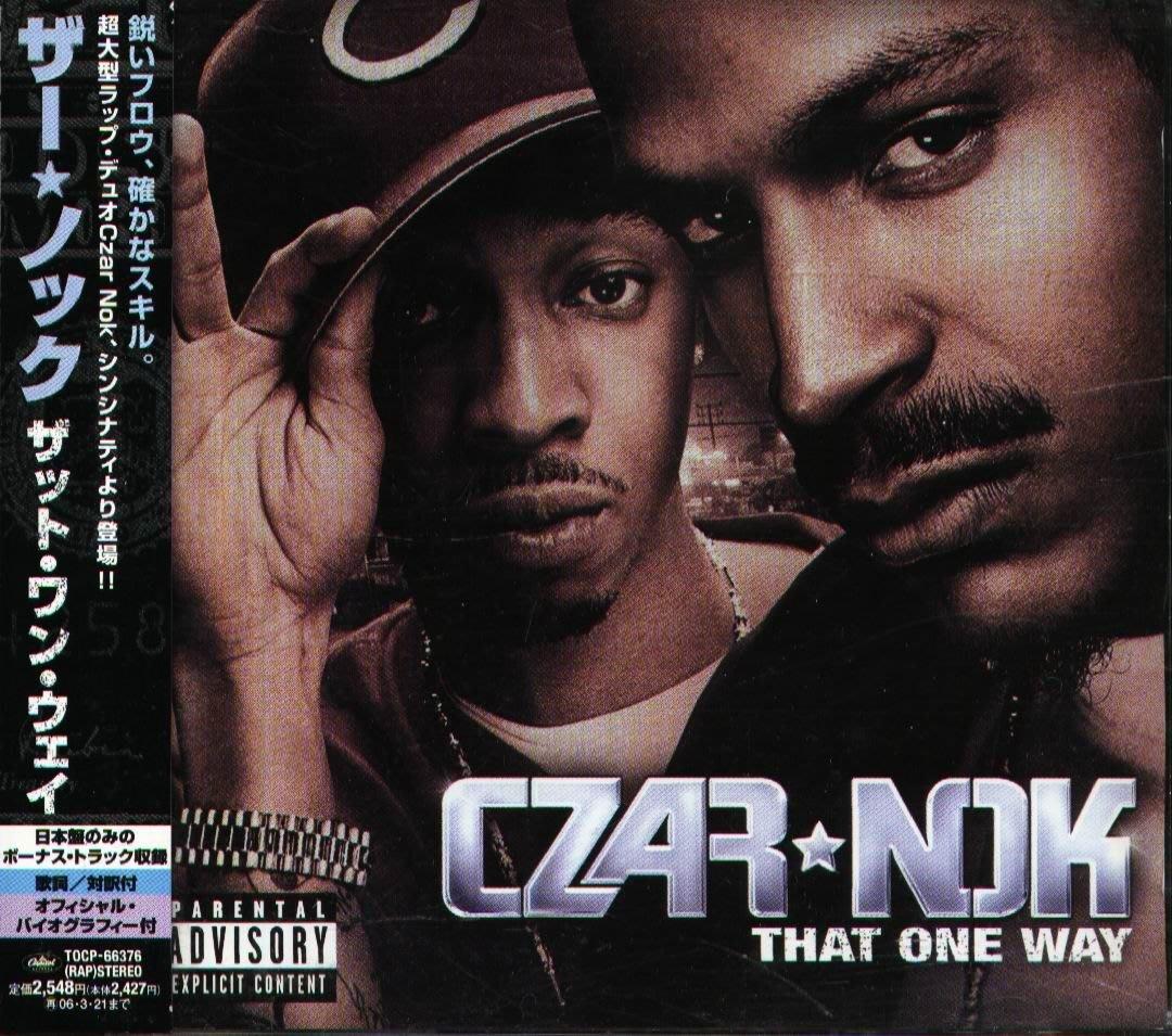 八八 - Czar-Nok - That One Way - 日版 CD+1BONUS