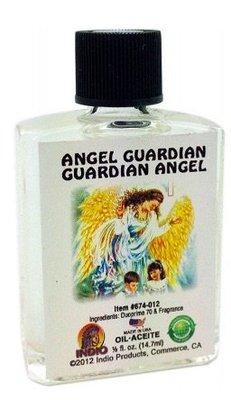 【藥魂】天使療癒GUARDIAN ANGEL魔法油(INDIO)  連結天使 心靈直覺