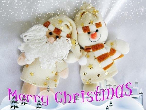 可愛娃娃吊飾 3個裝 造型可愛討喜 聖誕樹佈置 小朋友禮物 居家擺飾 可愛隨意搭配 【聖誕特區】