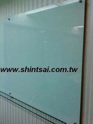 shintsai玻璃工程 (新北市) 規格尺寸訂做 免運費 玻璃白板 磁性玻璃白板 彩繪玻璃白板