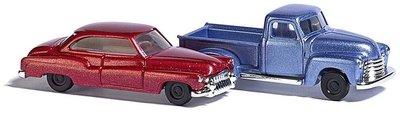 傑仲 博蘭 公司貨 BUSCH Chevy Pick up and Buick 8349 N