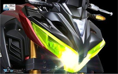 【R.S MOTO】KYMCO K-RIDER 400 Krider 大燈護鏡 大燈保護 大燈護片 DMV
