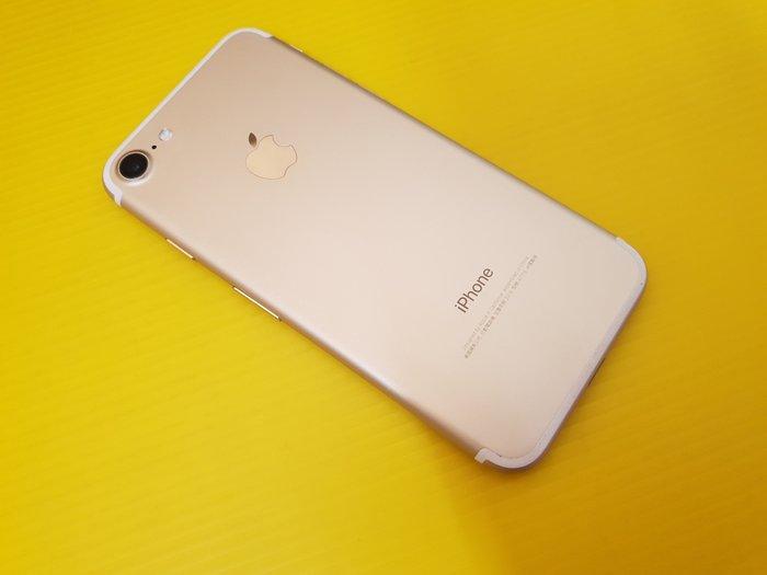 ☆誠信3C☆買賣交換最划算☆最便宜(維修)二手原廠背蓋 iphone7 只賣9成新原廠背蓋 工加料只賣2500