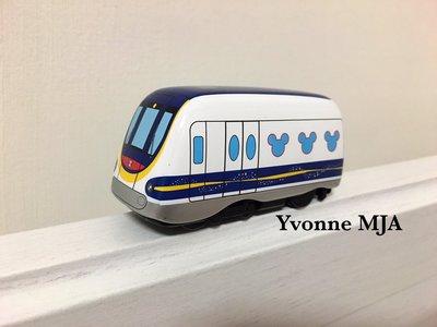 *Yvonne MJA香港代購*香港地鐵限量迪士尼綫紀念版列車(迴力車)現貨實拍