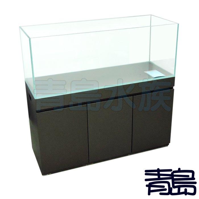 BK。。青島水族。。台灣精品-類ADA精緻型貼皮架==YiDing超白缸180*60*60(15mm)+70H木架/6尺