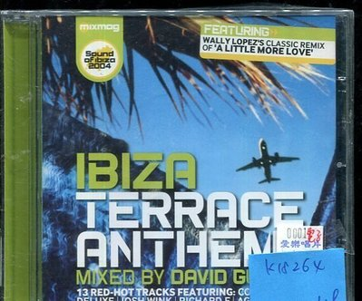*真音樂* IBIZA / TERRACE ANTHEMS 全新 K18264