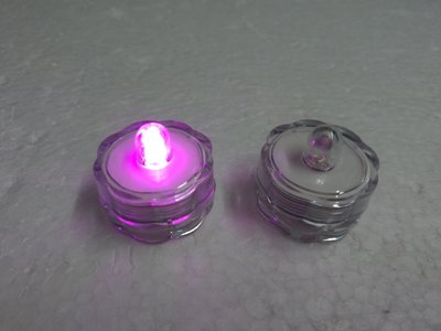 Simulated candle light LED蠟燭 2 pieces