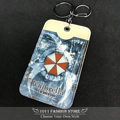 生化危機 / 惡靈古堡 / 保護傘 T病毒 名片夾 短夾 信用卡夾 卡包 證件套 證件夾 T001