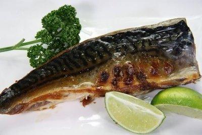 【家常菜系列】挪威薄鹽鯖魚(M) / 約180g±10g/片~一夜干/富含不飽脂肪酸EPA和DHA~