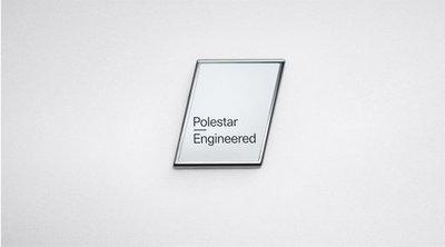 [現貨GoParts] Volvo Polestar 北極星 車標 貼紙 logo 盒裝套件