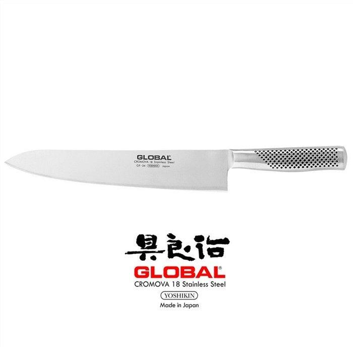 【angel 館 】 具良治 Global 主廚刀 27cm  GF-34