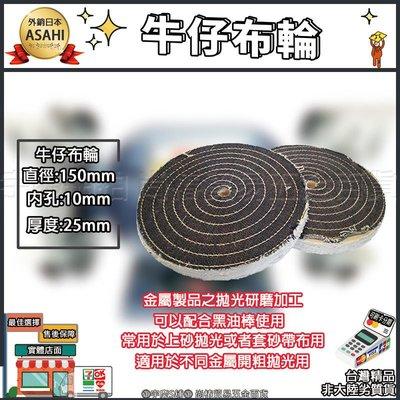 ㊣宇慶S舖㊣刷卡分期|6吋牛仔布輪|6